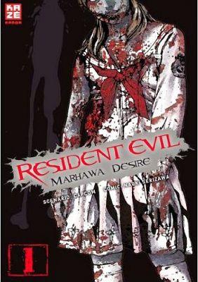 Cover von Resident Evil – Marhawa Desire 1