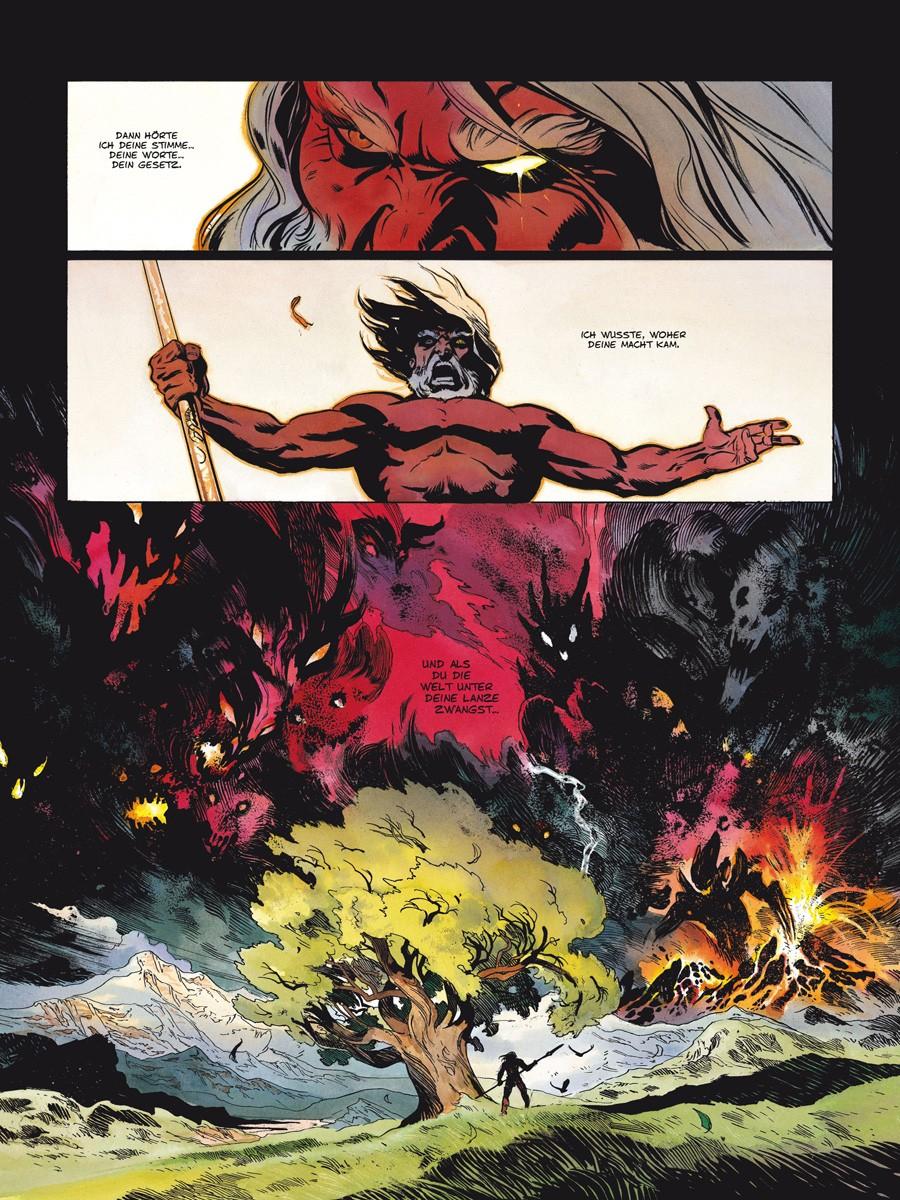 Seite aus Siegfried 3