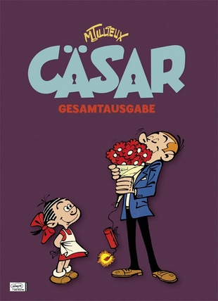 Cover Cäsar Gesamtausgabe