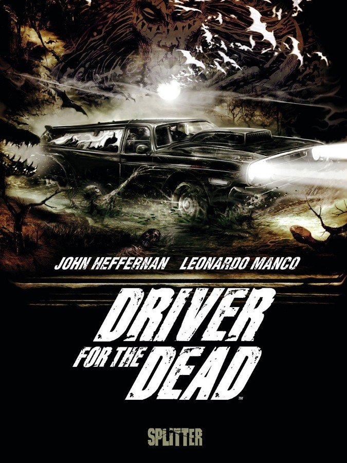 Cover Driver for the Dead
