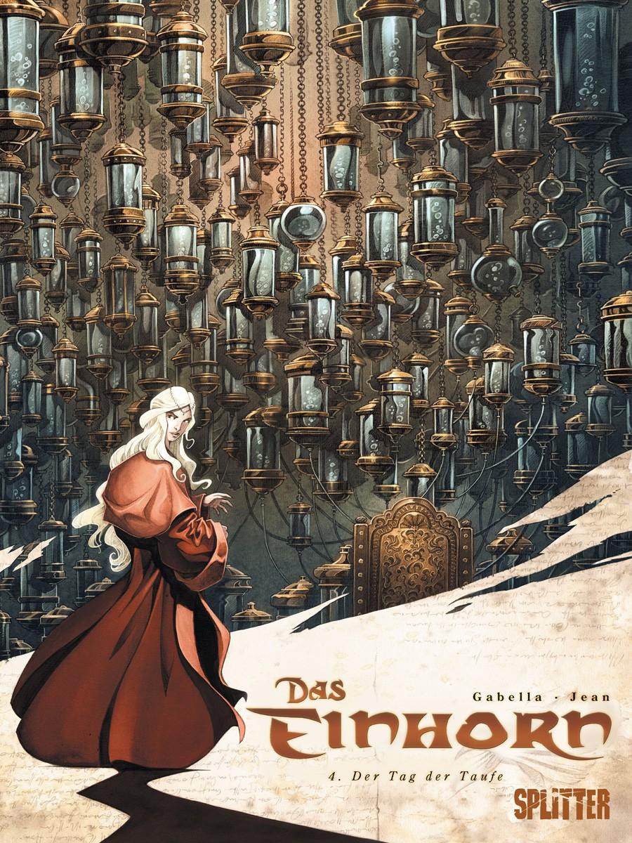 Cover Das Einhorn 4