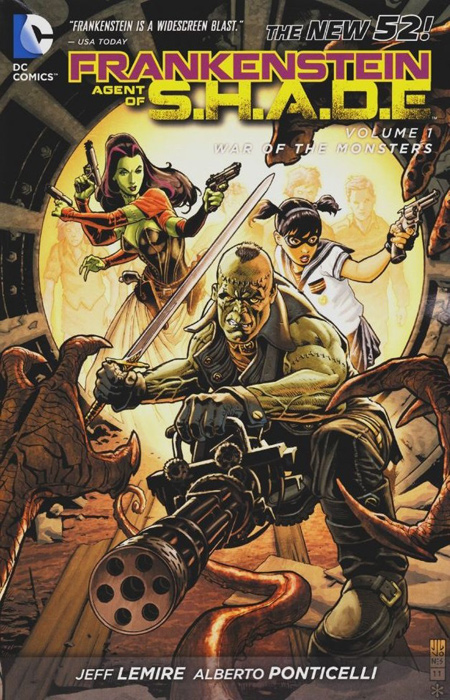 Cover Frankenstein 1