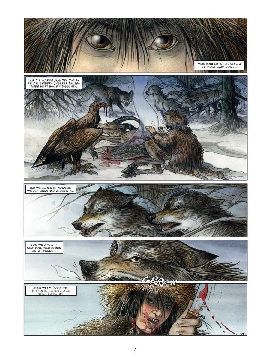 Seite aus Kraa 2