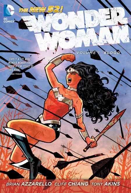 Cover Wonder Woman Vol. 1