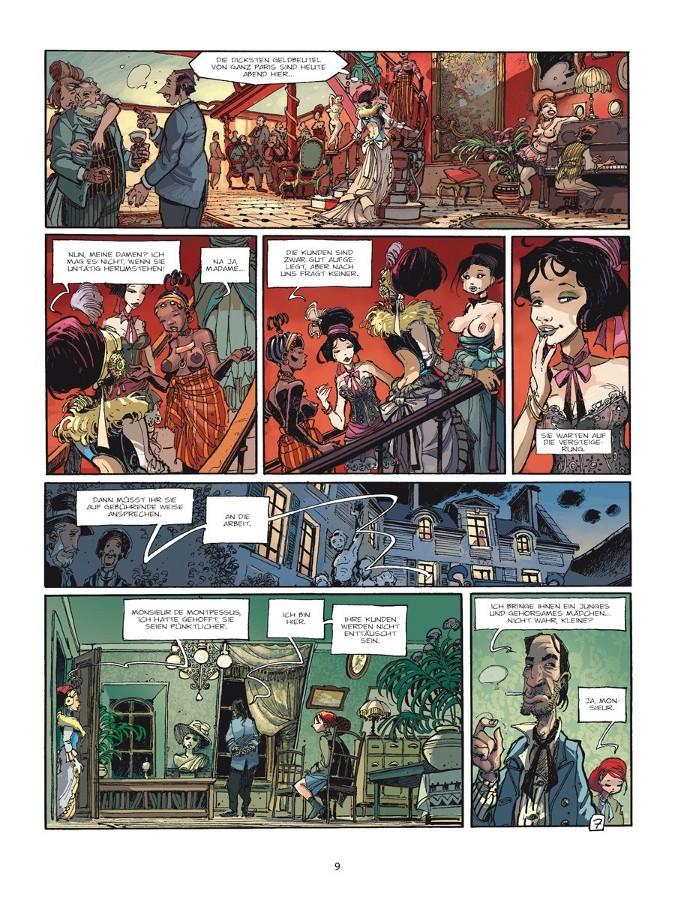 Seite aus Chimaira 1887 1