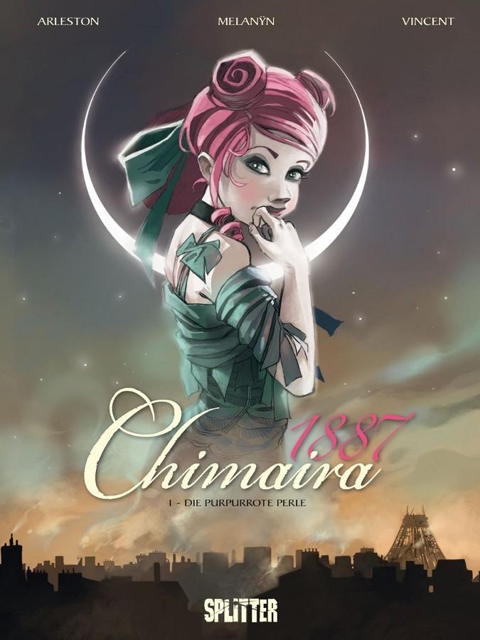 Cover Chimaira 1887 1