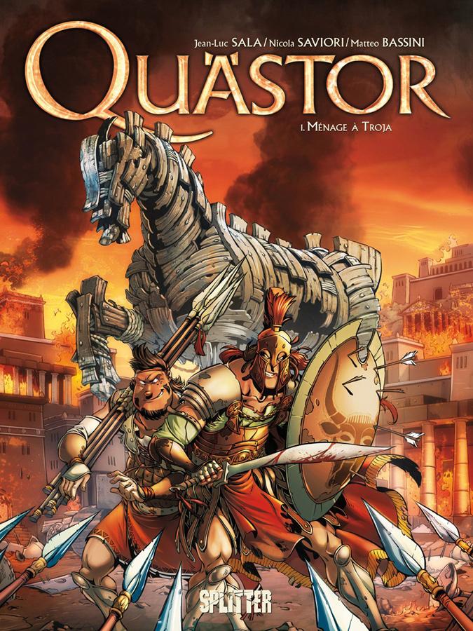 Cover Quästor 1