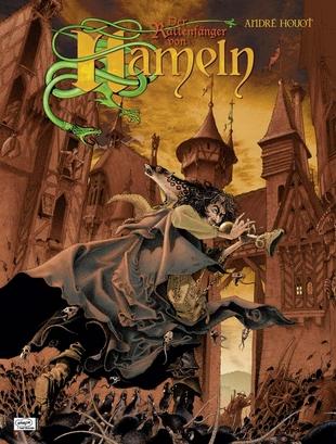 Cover Der Rattenfänger von Hameln