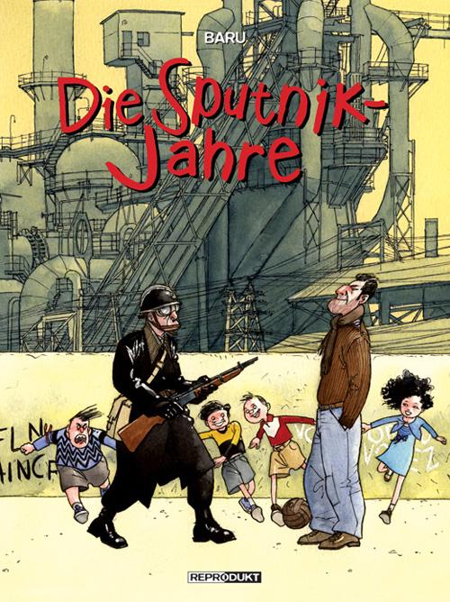 Cover Die Sputnik-Jahre