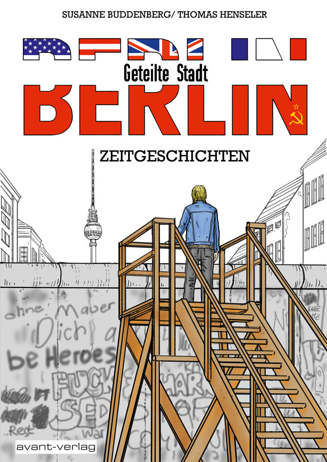 Cover Berlin – GeteilteStadt