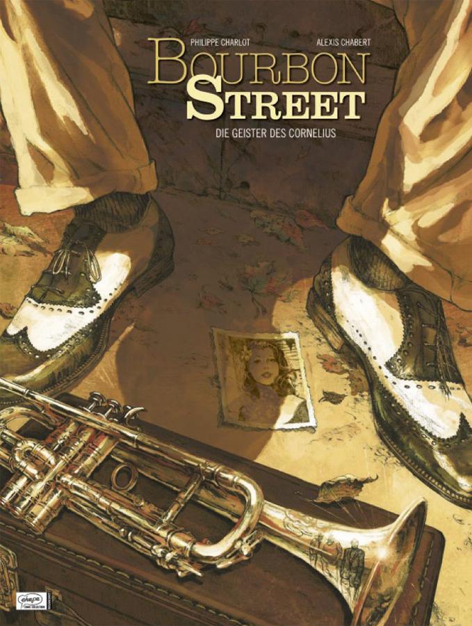 Cover Bourbon Street 1