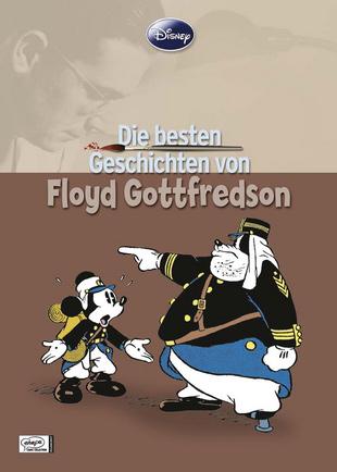 Cover Die besten Geschichten von Floyd Gottfredson