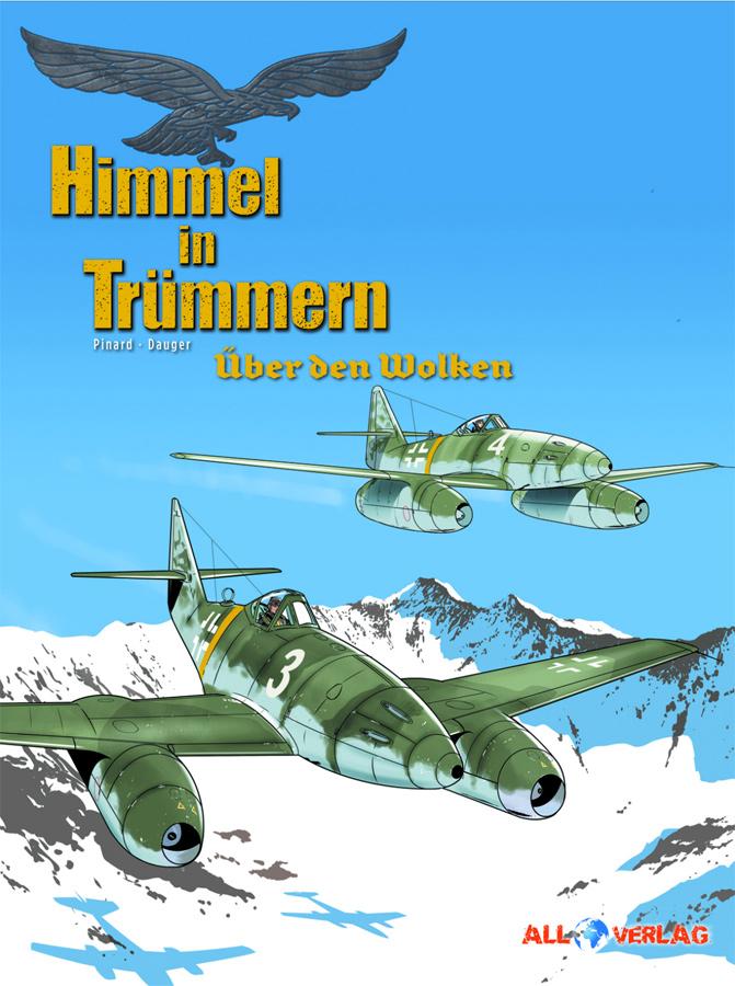 Cover Himmel in Trümmern 1