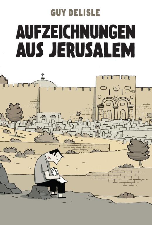 Cover Aufzeichnungen aus Jerusalem