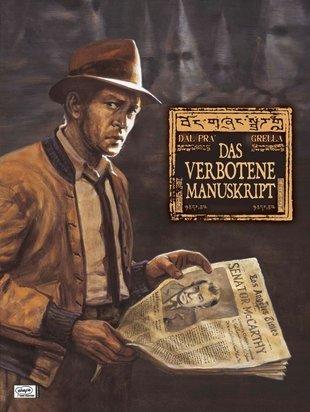 Cover Das verbotene Manuskript