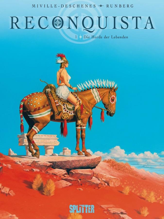 Cover Reconquista 1