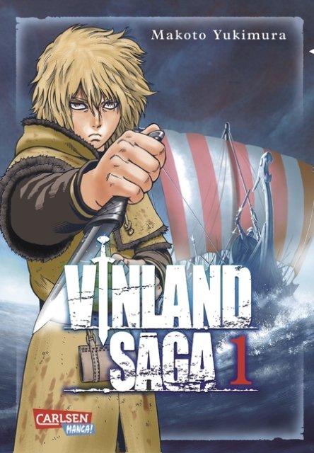 Cover Vinland Saga