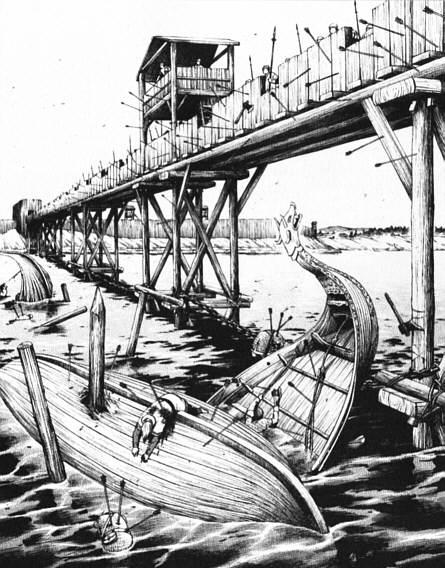 Seite aus Vinland Saga