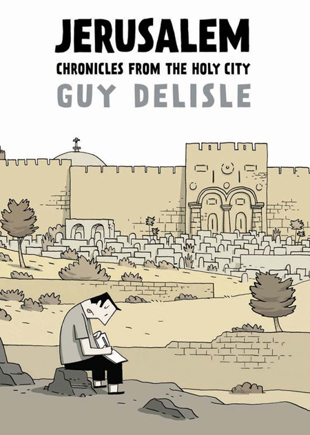 Cover Jerusalem: Chronicles from the Holy City