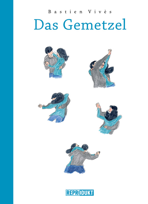 Cover Das Gemetzel