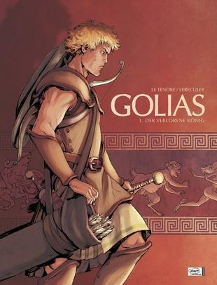 Cover Golias 1