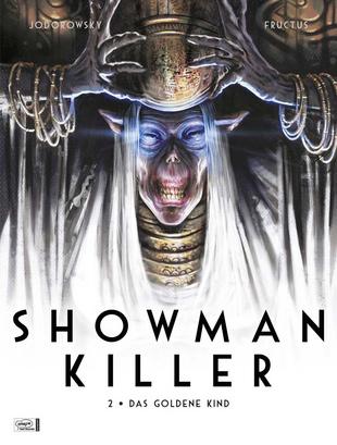 Cover Showman Killer 2