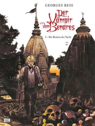 Cover Vampir von Benares 1