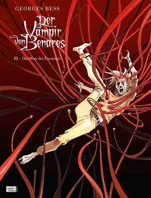Cover Der Vampir von Benares 3