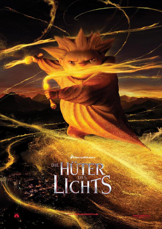 Character-Poster Die Hüter des Lichts