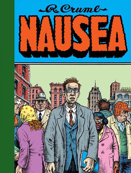 Cover Nausea