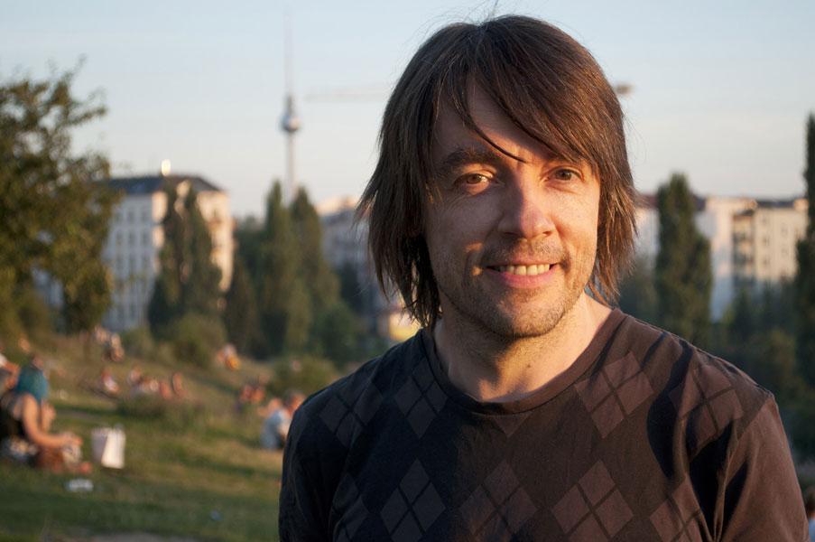 Thomas Henseler, fotografiert von Anna Schmelz