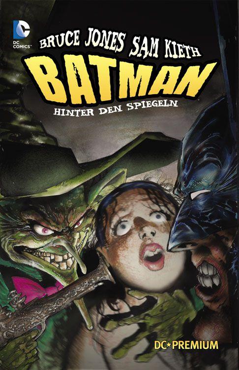 Batman: Hinter den Spiegeln