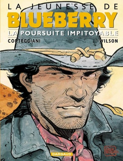 Cover La Jeunesse de Blueberry
