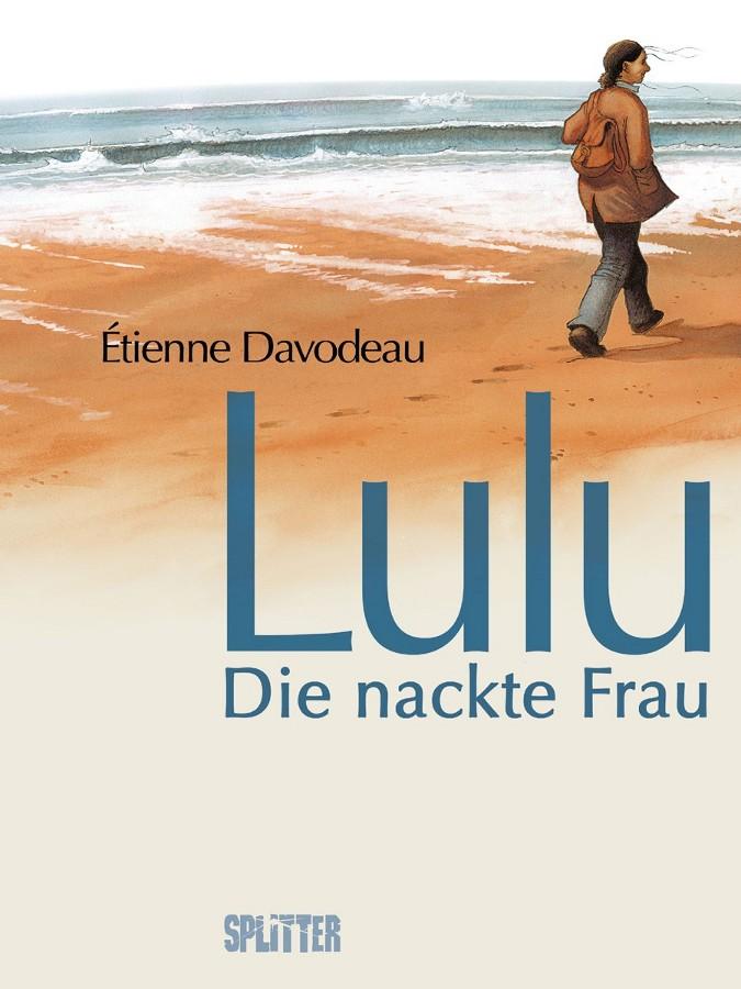 Cover Lulu – Die nackte Frau