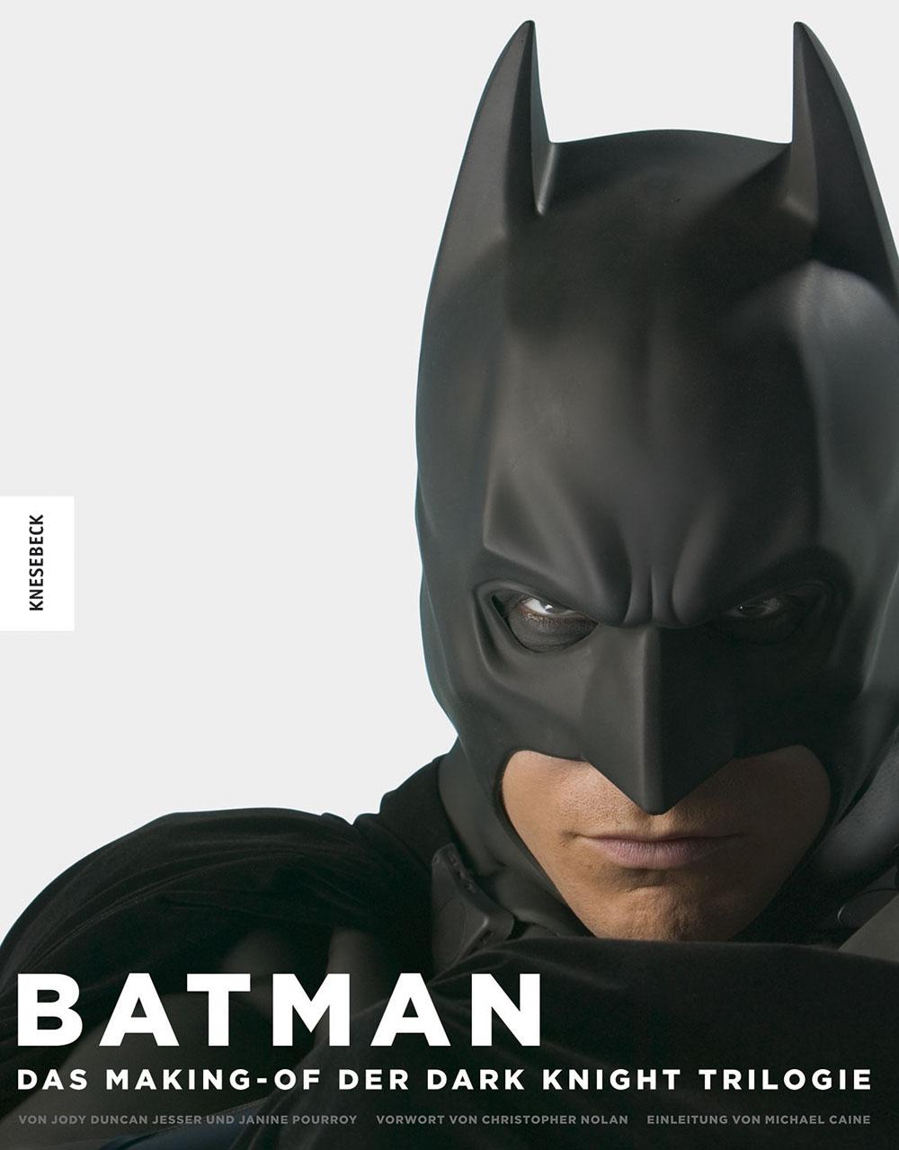 Cover Batman – Das Making-of der Dark Knight Trilogie