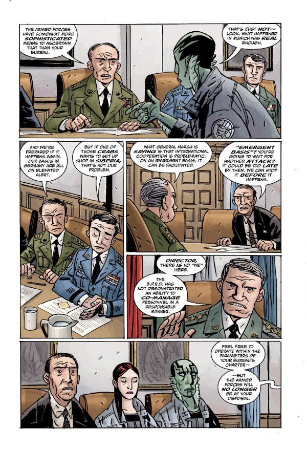 Seite aus B.U.A.P. 10