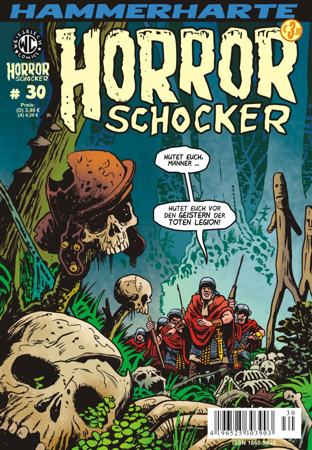 Cover Horrorschocker 30