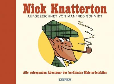 Cover Nick Knatterton Sammelband