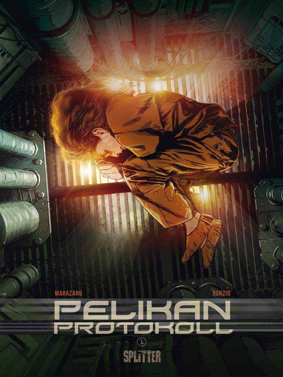 Cover Pelikan Protokoll 1