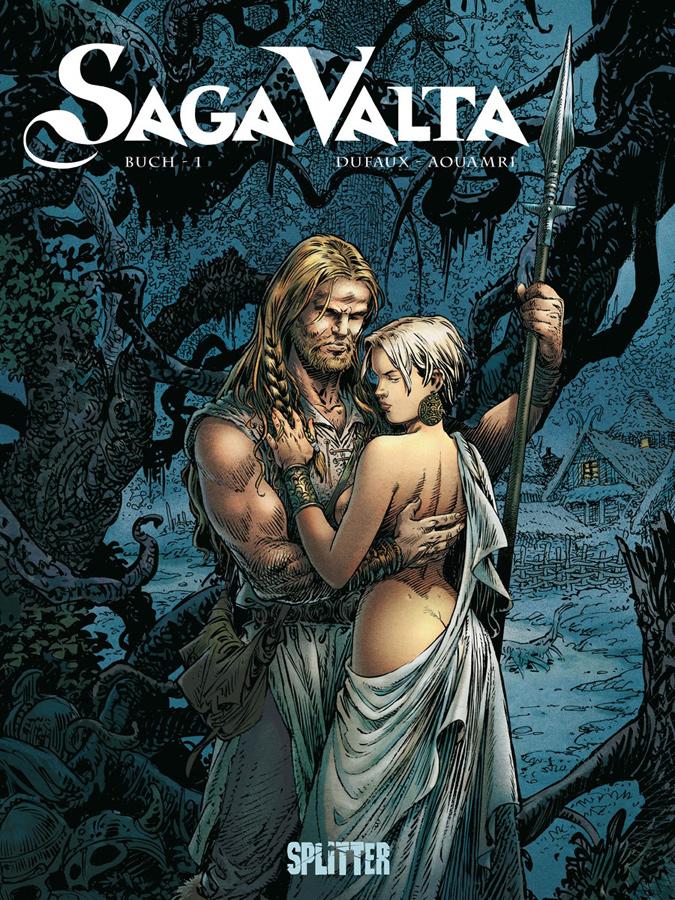 Cover Saga Valta 1