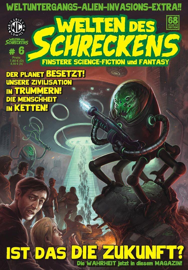 Cover Welten des Schreckens 6