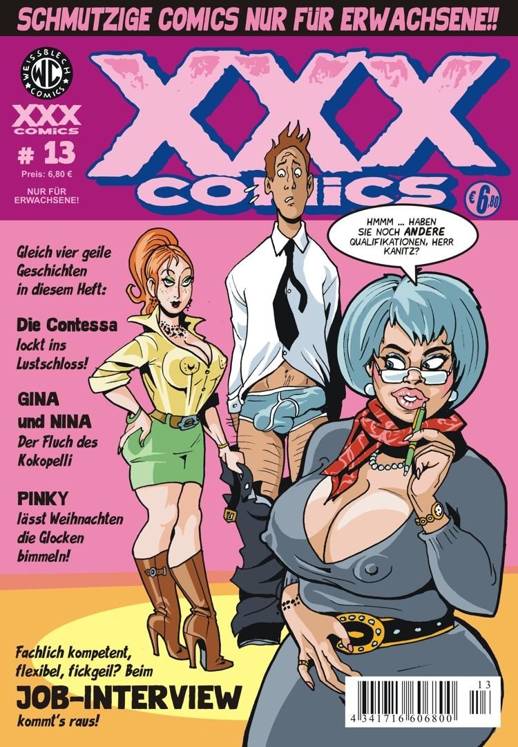 Cover XXX-Comics 13