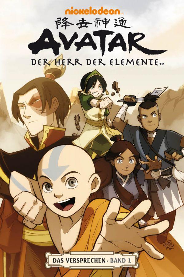 Cover Avatar – Das Versprechen 1