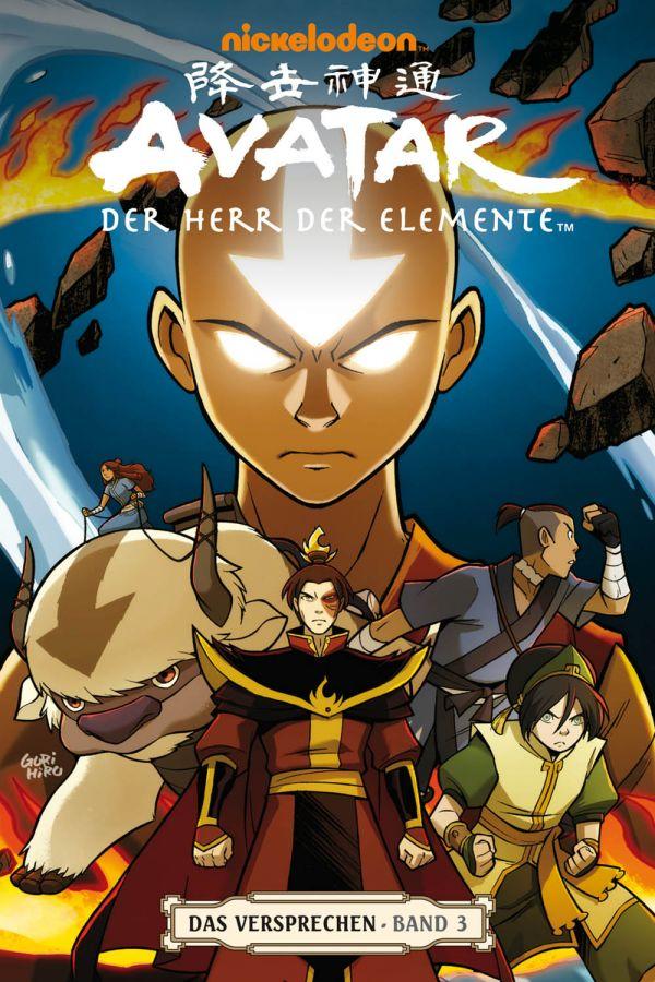 Cover Avatar – Das Versprechen 3