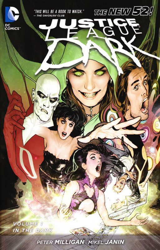 Cover von Justice League Dark 1 – In The Dark