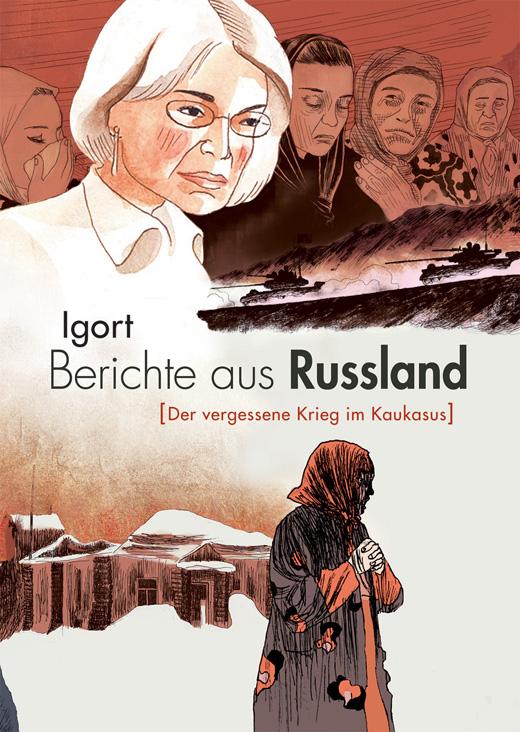 Cover Berichte aus Russland