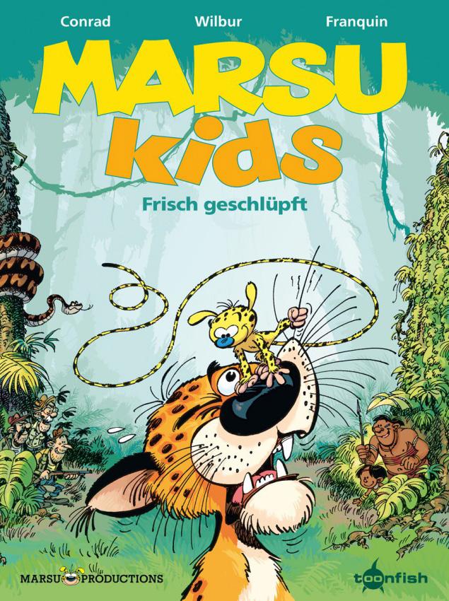 Cover Marsu Kids 1