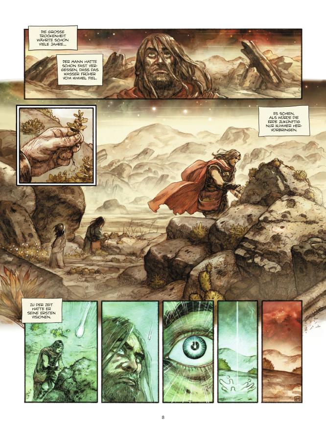 Seite aus Noah 1