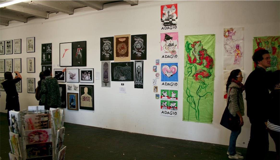 CIB 2013: Ausstellung