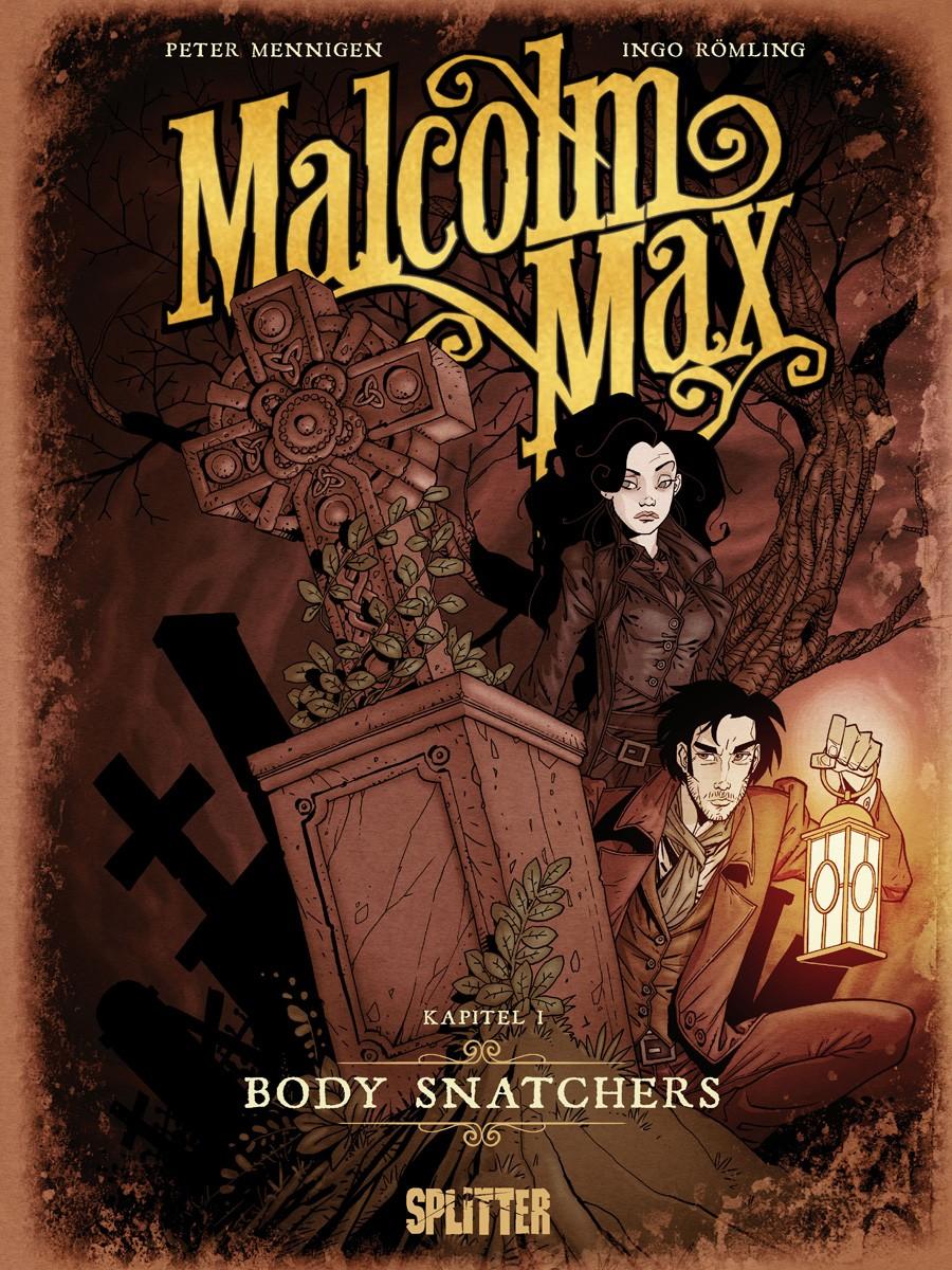 Cover Malcolm Max 1